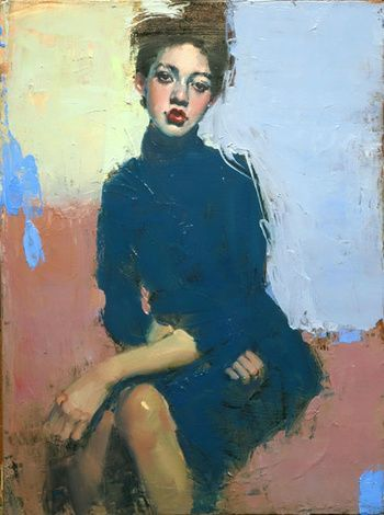 Ideas for contemporary art gallery malcolm liepke Painting People, Figure Painting, Portrait Art, Portraits, Pencil Portrait, Abstract Portrait, Portrait Paintings, Figurative Kunst, Malcolm Liepke