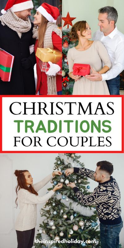 Christmas Traditions For Couples In 2020 Christmas Traditions Holiday Photoshoot Silly Holidays