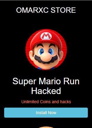 FREE! Super Mario Run Hack No Survey Online Generator for