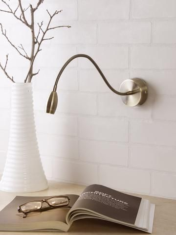 Alero Wall Mounted Bedside Lamp Luxury Wall Lights Wall Lamp