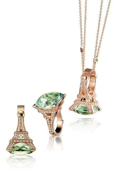 Madame Eiffel Ring / Pasquale Bruni
