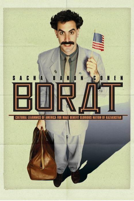 Borat Art Borat – Borat Birthday Card