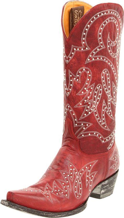 Old Gringo Women's Lauren Stud Boot