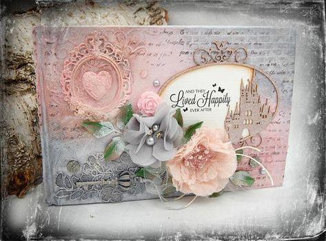 Ideal Fur Romantische Hochzeit Disney Gastebuch Handgemachte Gastebuch In Einem Marchen Design Dieses An Wedding Guest Book Disney Guest Book Romantic Wedding