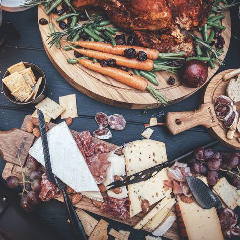 Thanksgiving dinner - Cheese Platter