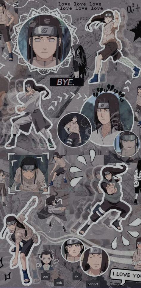 "Aesthetic Neji Hyuga wallpaper by SupremelyAwesome - 39 - Free on ZEDGEâ""¢"