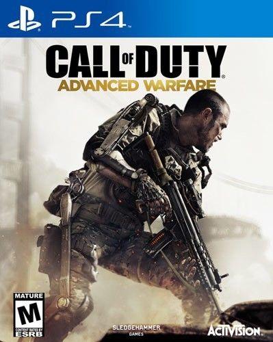 Call Of Duty Advanced Warfare Standard Edition Playstation 4 047875873599 Best Buy Advanced Warfare Call Of Duty Activision