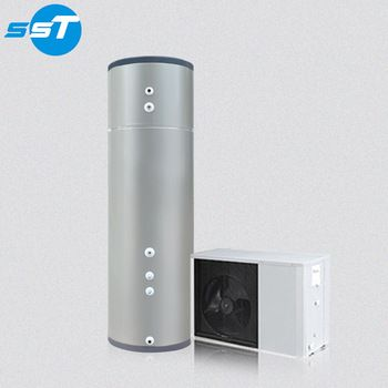 Electric Heat Pump Water Heater 1000 Liter Photos For Pool With