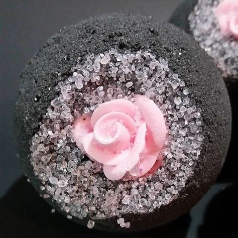 bubblebath Black bathbomb beauties ......
