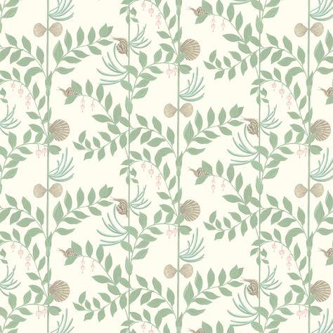 Secret Garden By Cole Son Soft Green Wallpaper 103 9031 In