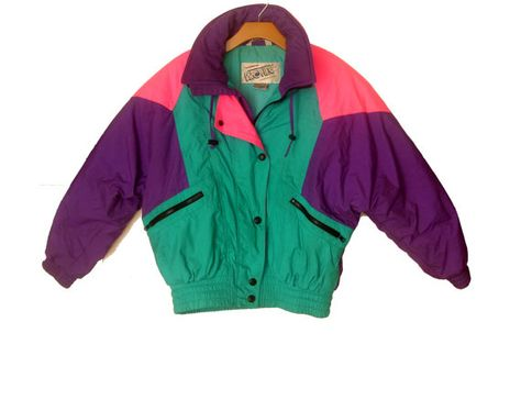 This jacket will have Mr Motivator chasing you down the slopes!