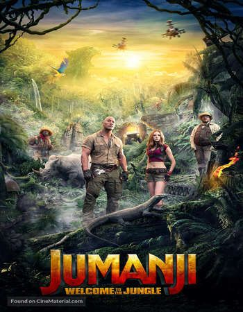 Get Jumanji Welcome To The Jungle Full Movie Download 720P In Hindi 9Xmovies Background