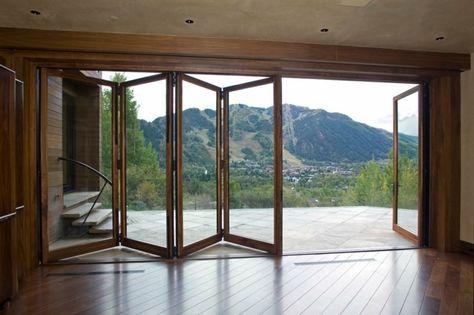 Les Portes Pliantes Design En 44 Photos Porte Pliante