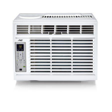 Arctic King 5k Remote Window A C White Window Air Conditioner Window Unit Remote