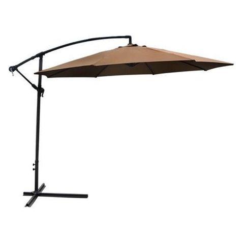 Patio Umbrella Offset10 Hanging Umbrella Outdoor Shade Beach Deck