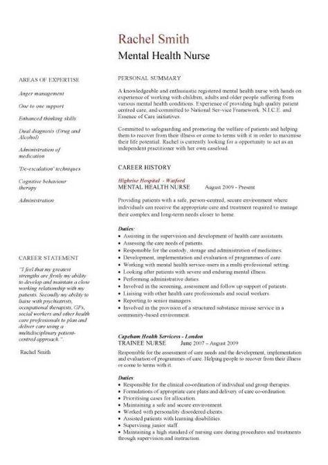 Nursing Cv Template Nursing Cv Nursing Resume Nursing Resume