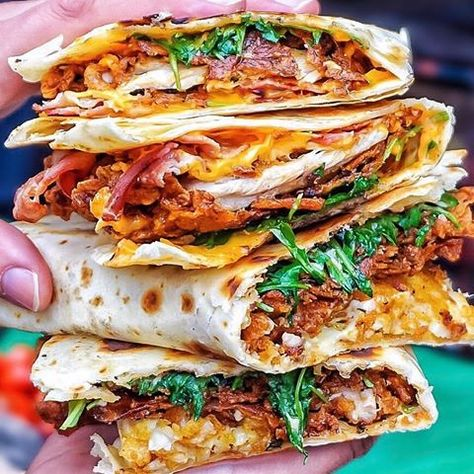 Who doesn't love a good Dilla? Pc: @fitwaffle #foodie #foodporn #food #foodphotography #eat
