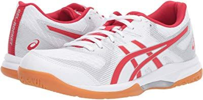 New GEL-Rocket 9. By ASICS. $56.00. Style: White/Classic Red ...
