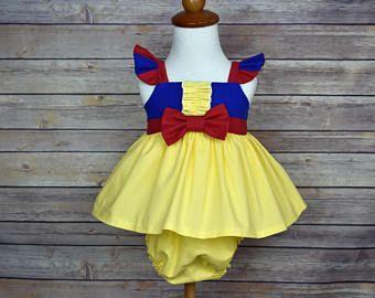 Rapunzel Inspired Princess Playtime dress