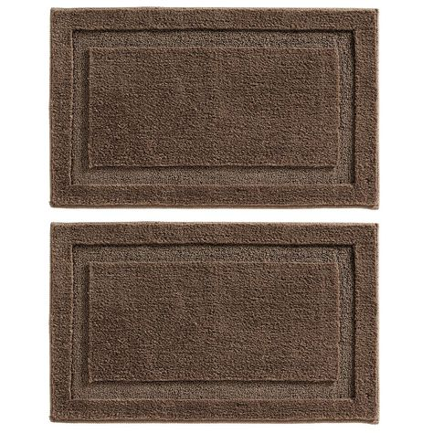 Microfiber Bath Mat Non Slip Bathroom Rug 21 X 34 Bathroom
