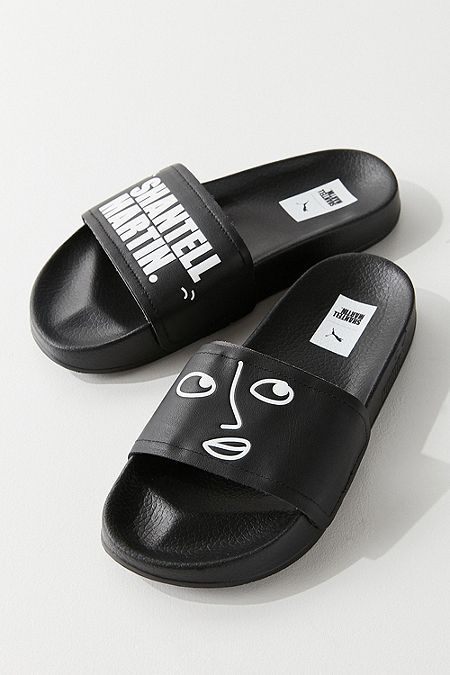 Puma X Shantell Martin Leadcat Slide | Shoes I'd love to