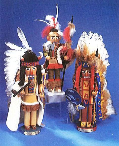 Steinbach Famous Chieftain Nutcracker Series                              …