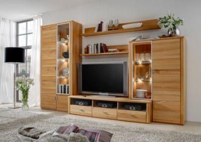 Wohnwand Kernbuche Teilmassiv Jetzt Bestellen Unter Https Moebel Ladendirekt De Wohnzimmer Schraenke Wohnwaende Uid 874d0268 7d84 Home Decor Home Furniture