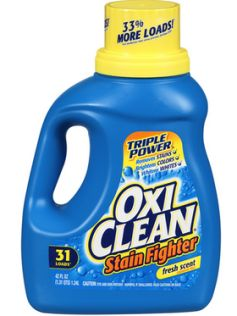 Walmart Oxi Clean Laundry Detergent Only 98 Oxiclean