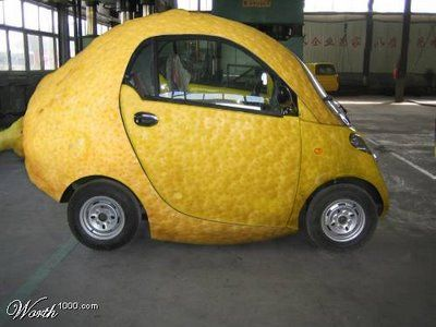 Driving In My Lemon They See Me Rolling They Hating Hehe