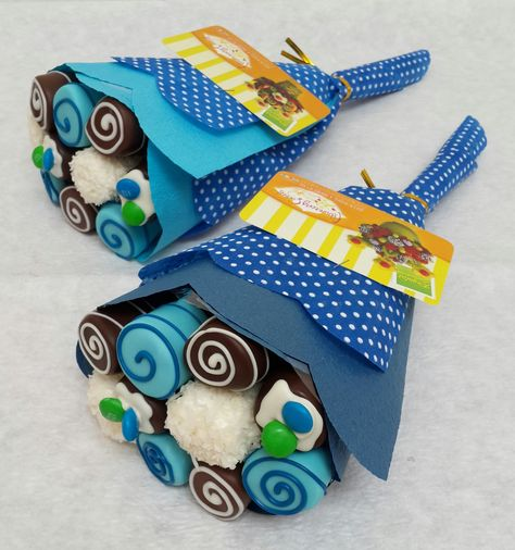 Ramo Marshmallows Blue