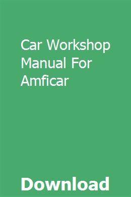 Pdf) download porsche 956 & 962 owners' workshop manual free online.
