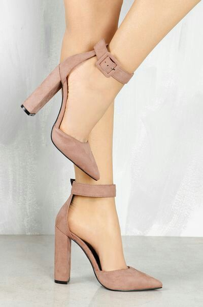 Brown Pumps Shoes Zapatos Elegantes Mujer Zapatos Mujer Zapatos De Tacon Lindos