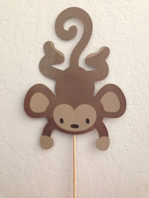 1000 Ideas About Monkey Party Decorations On Pinterest Sock Monkey Party Monkey Birthday And