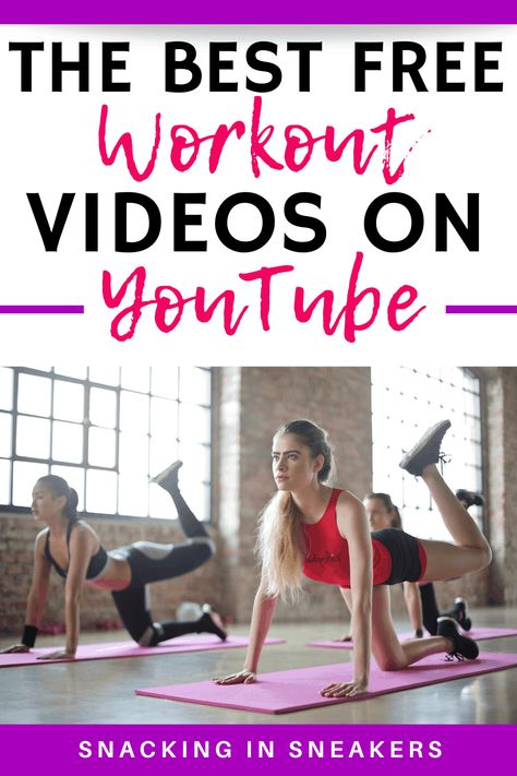 Best Free Youtube Workout Videos