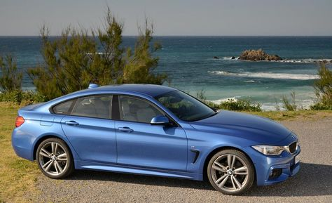 2015 BMW 4-series Gran Coupe - Photo Gallery of First Drive Review from Car and Driver - Car Images - Car and Driver