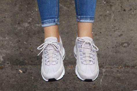 Nike Air Max 95 Premium | Dames | Nike sneakers in 2018