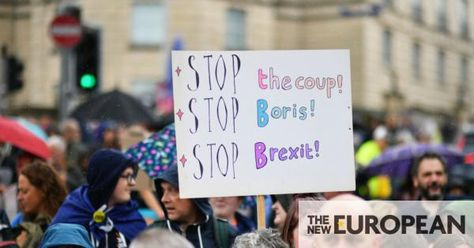 The defence secretary confirmed what we all know about Boris Johnson's prorogation plans #StopTheCoup #DefendDemocracy