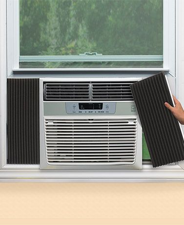 Set Of 2 Frost King A C Insulating Panels Air Conditioner Units Paneling Ltd Commodities