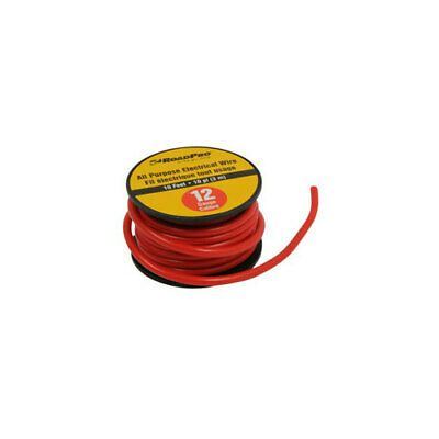 Details About Roadpro Rp1210 12 Gauge 10 All Purpose Electrical Wire Spool In 2020 Wire Spool 12 Gauge Wire 12 Gauge