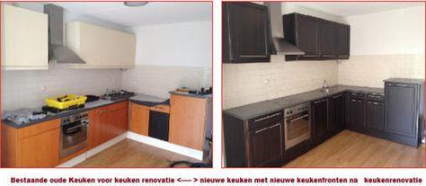 Verrassend keuken renovatie prijs, kosten keuken renoveren over keuken OM-37
