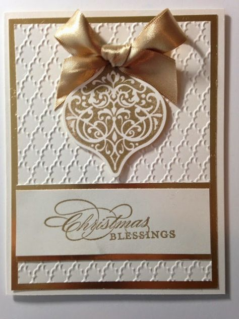 Stampin' in the Sun!: Christmas in July: SIX card examples!!!