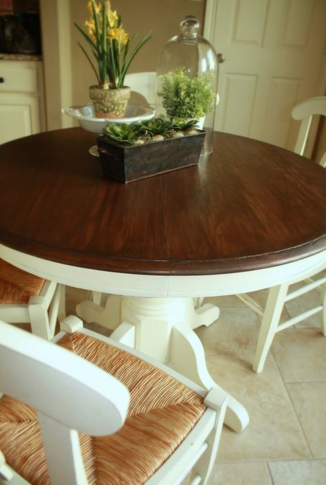 Kitchen Table Refurbished Dining Rooms 52 Ideas In 2020 Kitchen