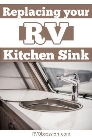 Rv Kitchen Sinks Rv Kitchen Sink Rv Interior