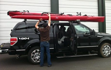 Car Topping The Hobie Tandem Island Step By Step Riveted Hobie Tandem Island Tandem Small Boats