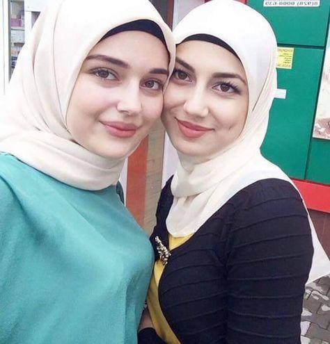 نساء الشيشان المسلمات