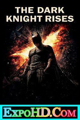 The Dark Knight Rises 2012 Dubbed Hindi 480p [Blu- ray 720p