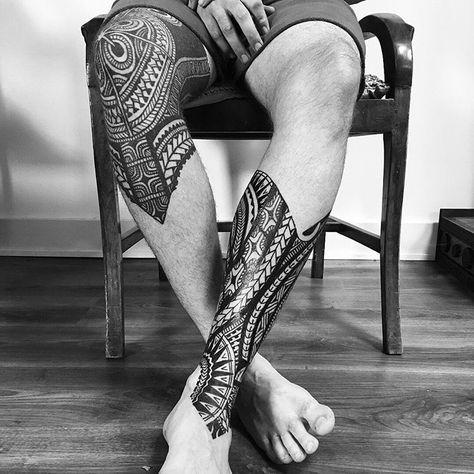 30 Coolest Tribal Tattoos For Men