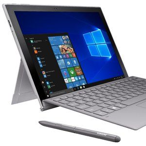 The Samsung Galaxy Book 2 Is A Snapdragon Powered Surface Pro 6 Lookalike Galaxy Book Samsung Galaxy Surface Pro