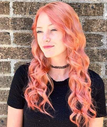 Iroiro 240 Rose Gold Pastel Vegan Cruelty Free Semi Permanent Hair Color Semi Permanent Hair Color Permanent Hair Color Hair Color