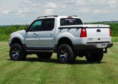 Lifted Sport Trac Sport Trac Lift Photo By Chuxtrux Photobucket Sport Trac Ford Sport Trac Ford Explorer Sport